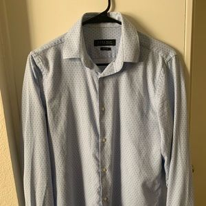 Zara men's S slim fit shirt